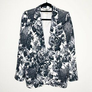 Stella McCartney Floral Blazer Jacket IT 42 US 8